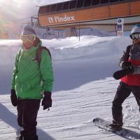 2013-01-19/20 Week-end adultes à St-Gervais et Chamonix