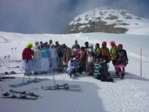Carnaval ski-club